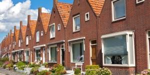 Flinke stijging huizenprijzen