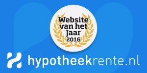 Website van het Jaar verkiezing 2016