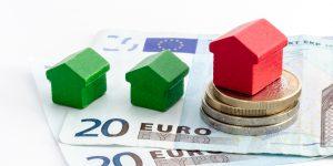 Hypotheekrentes dalen niet meer