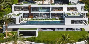 Eén van de duurste huizen wereldwijd te koop
