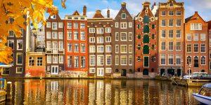 Amsterdamse huizenprijs daalt